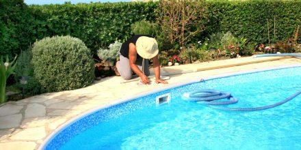 pool is leaking?